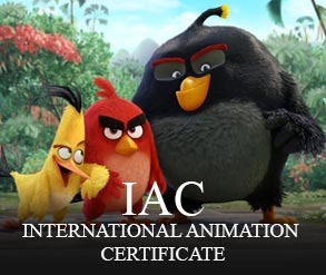 International Animation Certificate 3D Maya