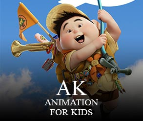 Kids and Young Animators Courses